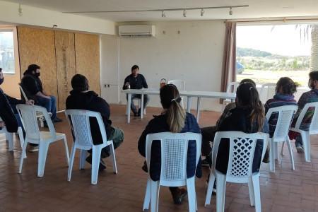 La Dirección de Turismo de Rocha trabaja con interesados en la mejora de servicios de quioscos de playa para verano