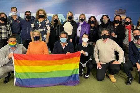OGD Rocha en reunión de Comisión Nacional de Turismo LGBT: trabajando por un destino amigable
