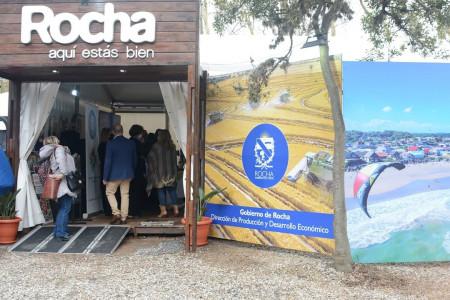 Rocha en Expo Prado: promoción de su oferta turística, sabores y cultura