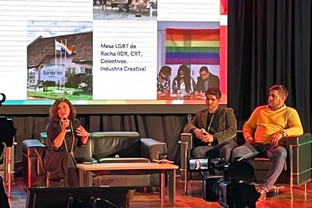 Rocha se destacó en UruguayLGBT+ Summit Pride Connection 2021 como destino turístico naturalmente diverso