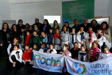 """Lanzamiento del proyecto """"Sensibilización de turismo en un marco científico"""""""