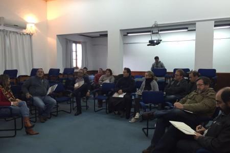 Intercambio y articulación de acciones con operadores de La Paloma