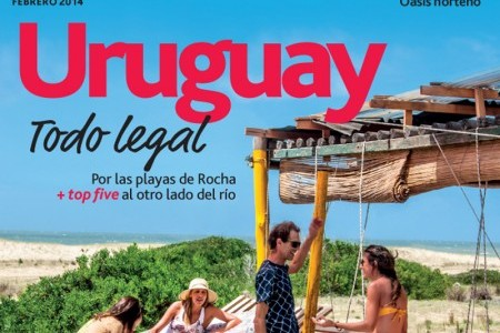 Rocha en Lonely Planet: la revista de los viajeros