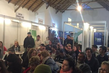 Exitosa Feria de oportunidades para empresas En Rocha