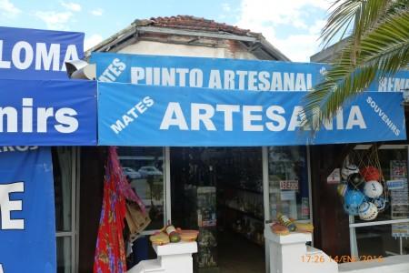 Punto Artesanal en La Paloma