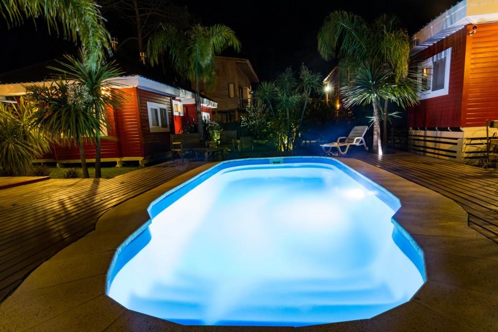 Piscina en Posada Lune de Miel, Uruguay