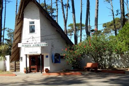 Cabañas Municipales Parque Andresito