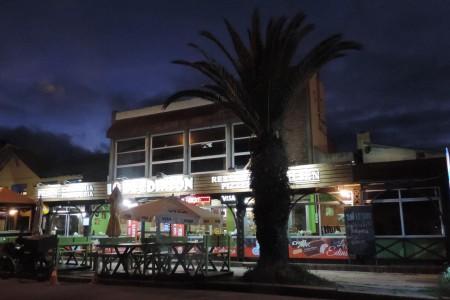 Lo de Edinson en La Paloma