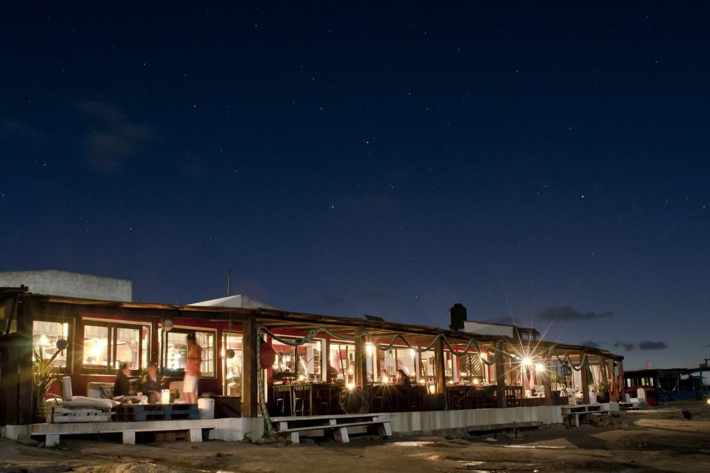 Restaurante La Perla del Cabo, Cabo Polonio