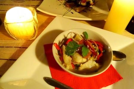 La Perla, hotel y restaurante en Cabo Polonio