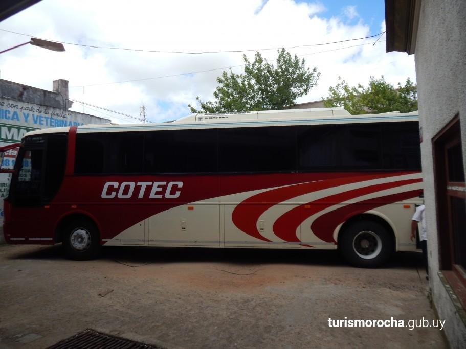 Ómnibus de COTEC