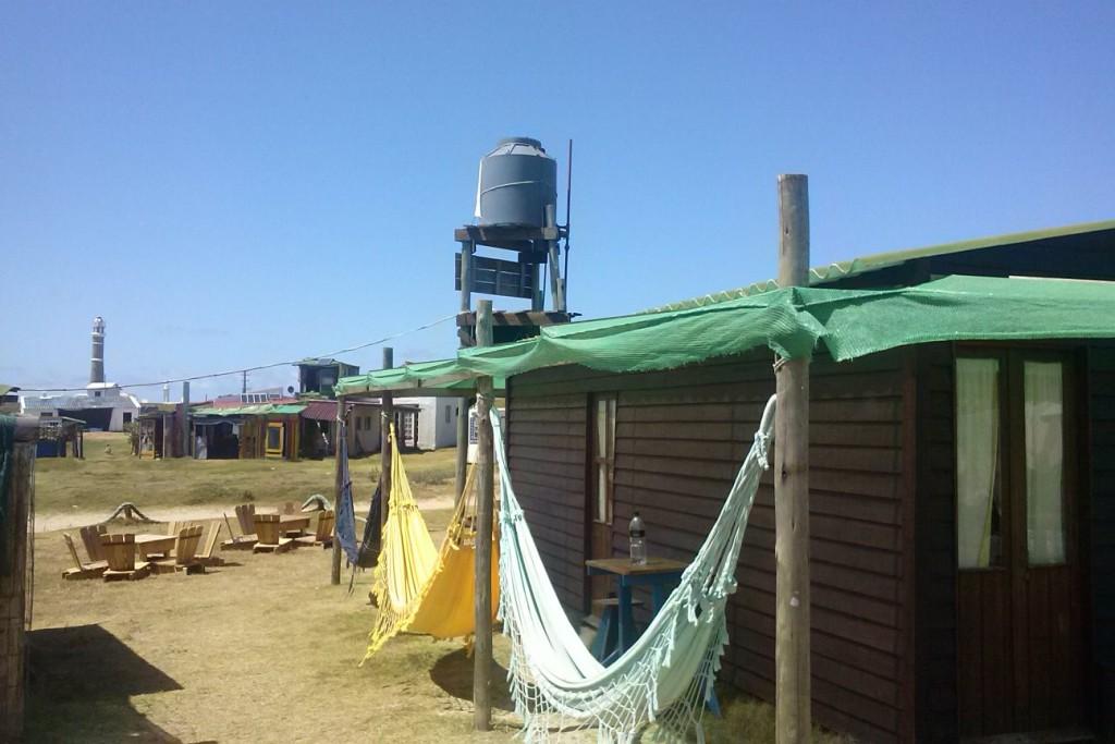 Hostel Lo de Marcelo en Cabo Polonio