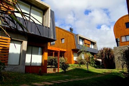 Apart Hotel Pueblo Rivero, alojamiento para disfrutar en familia o en pareja en Punta del Diablo