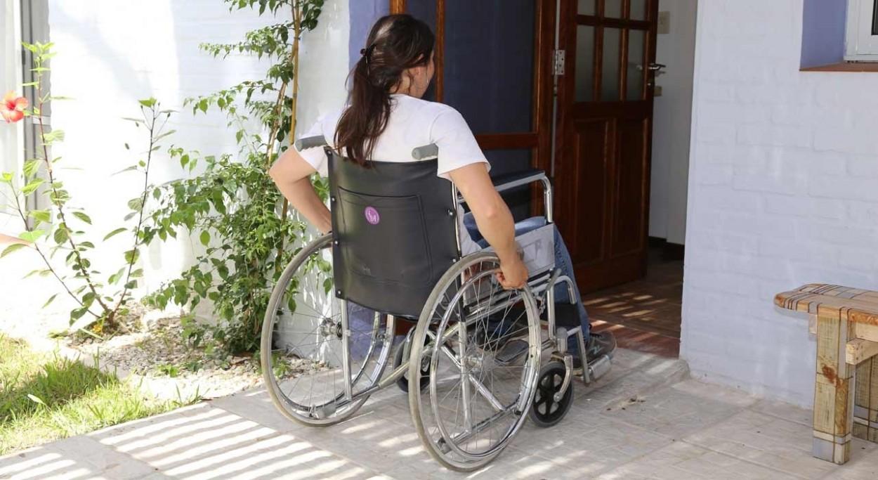 Alojamiento accesible en La Pedrera