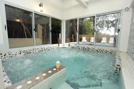 Alma de La Pedrera Villaggio & Spa en La Pedrera: casas equipadas y accesibles, con servicio de spa