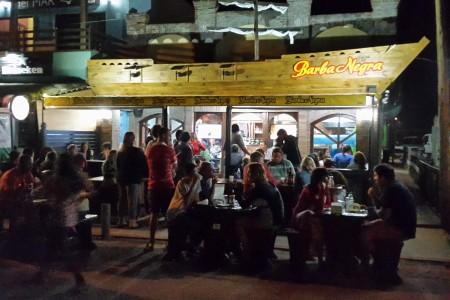 Restaurante Barba Negra en Aguas Dulces