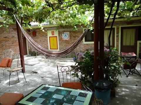 Hostel Ibirapitá en La Paloma, Uruguay