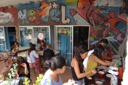 Ibirapitá Hostel in La Paloma, near the beach, city center and bus terminal