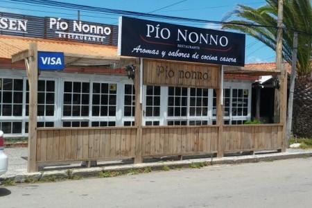 Pío Nonno en La Paloma