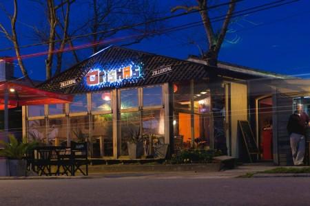 Restaurante e pizzaria Orishas em La Paloma