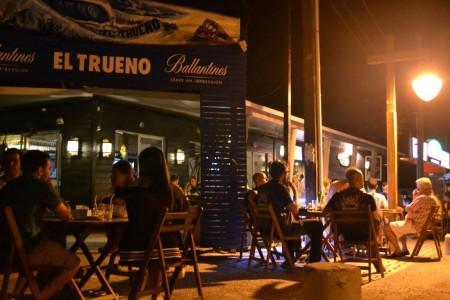 El Trueno Resto Pub en La Pedrera