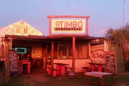 El Timbó Restauran in Cabo Polonio, typical and traditional foods of Uruguay