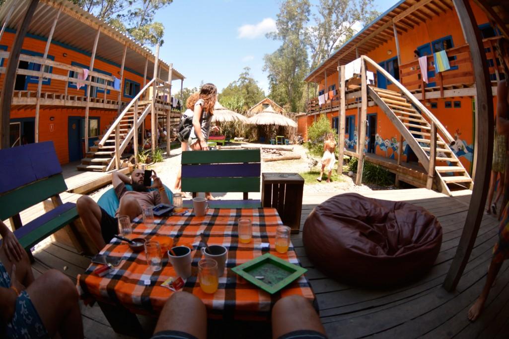 Hostel Compay en La Pedrera
