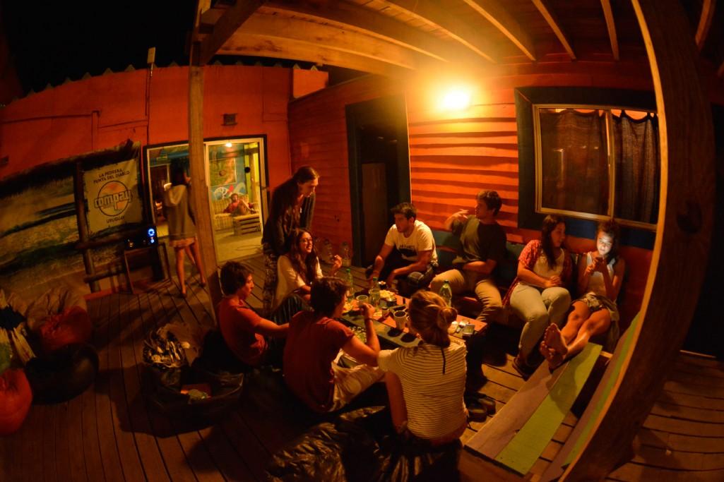 Compay Hostel en La Pedrera