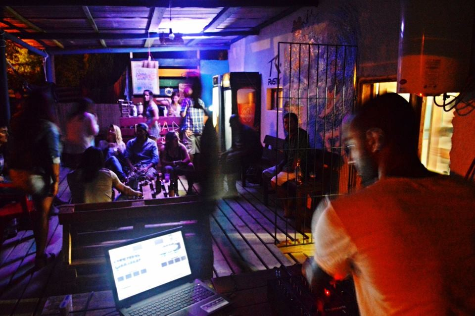Música y bar