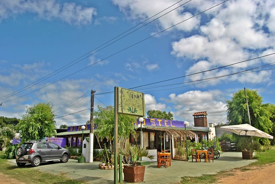 Hostel Nómadas en La Paloma