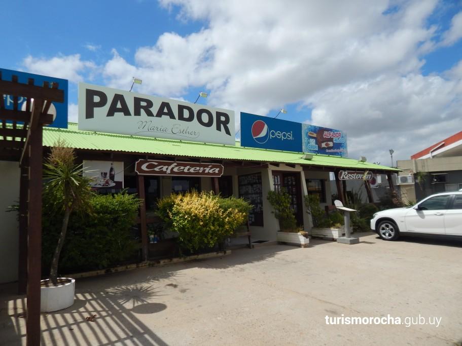 Parador y Restaurante María Esther en Rocha