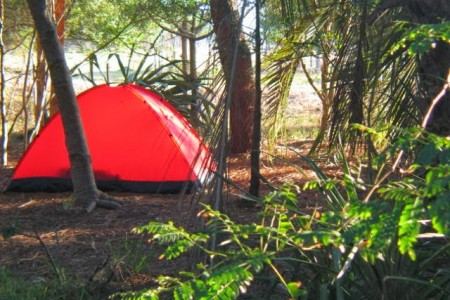 Camping Lucky Valizas
