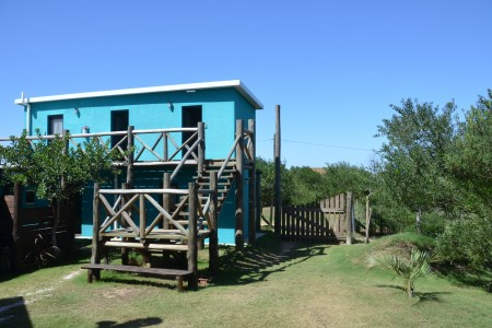 La Brújula Hostel, accommodation in La Paloma, Uruguay, close to the beach