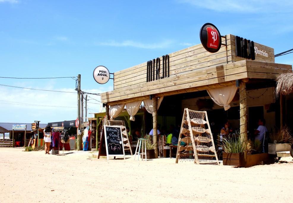 Restaurante accesible en Punta del Diablo