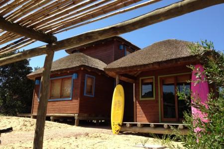 Cabañas Cuatro Mozas, a metros de la playa en Punta del Diablo