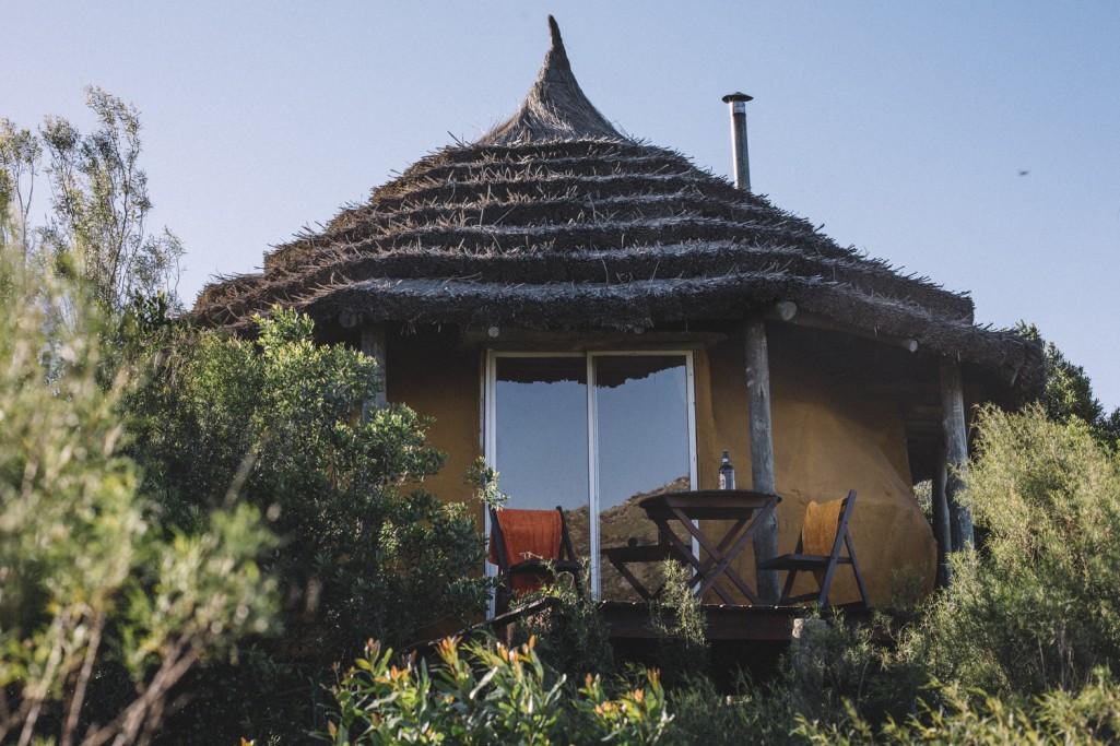 Alojamiento en las Sierras de Rocha