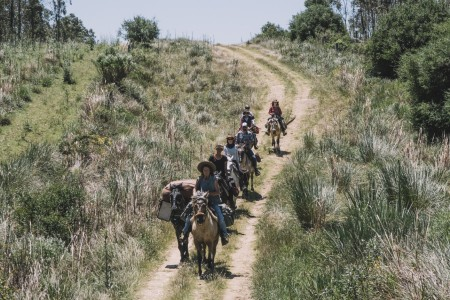 Cabalgatas por las Sierras de Rocha