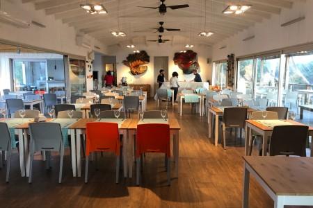 Las Eduardas Restó: restaurante frente al mar en La Paloma