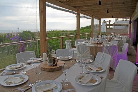 Restaurante y salón para eventos
