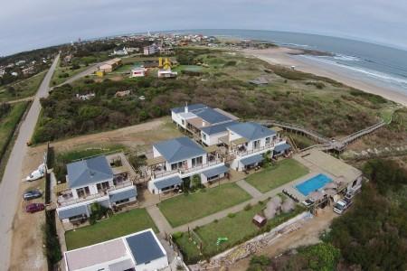 Las Eduardas Apart Hotel, acomodação à beira-mar em La Paloma