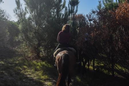 Cabalgatas Punta del Diablo