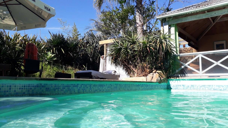 Piscina en Aloe Villaga Apart Hotel Spa, Uruguay