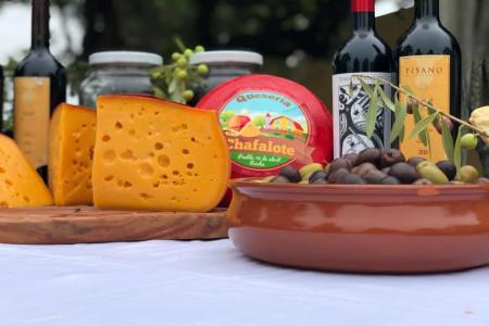 Quesería Chafalote: elaboración de queso colonia 100% artesanal en 19 de Abril, Rocha