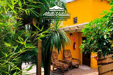 Altillo Valizas, apartamentos para ficar no centro do balneário, todo o ano