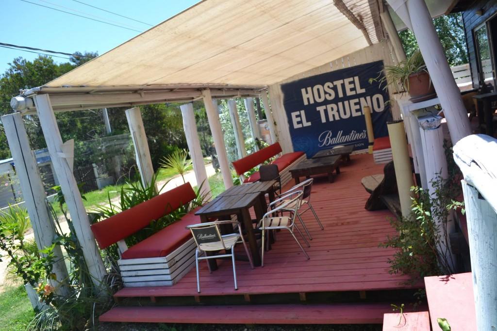 Hostel El Trueno en La Pedrera