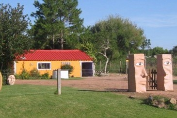 Plante Cuchitril en Punta del Diablo