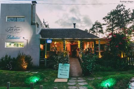 Restaurante Il Tano Cucina en Punta del Diablo