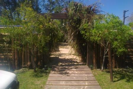 Camping Amaranto em Barra de Valizas