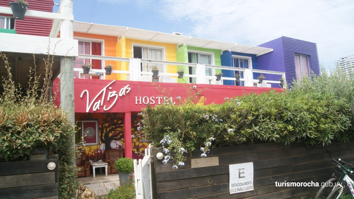 Valizas Hostel en Barra de Valizas