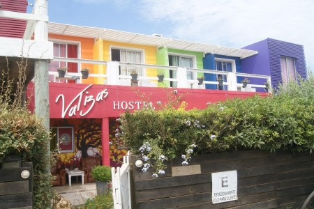 Valizas Hostel, in the heart of the town and meters from the beach